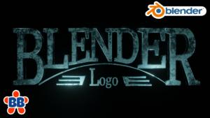 Lucasfilm Logo in Blender